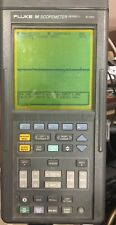 Fluke 96 ScopeMeter Series 2  With Manual And Scope / Voltage Leads