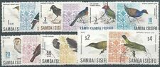 Used Samoan Stamps