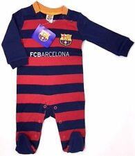 FC Barcelona FC 2018 Bebés Juego de la silla paseo Pijama pelele BODY FCB Barça