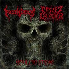 Postmortem (Brazil) / Casket Grinder – Sepulcro Eterno (CD, 2016) Death Metal