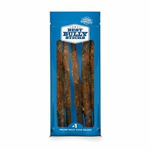 Best Bully Sticks Chicken Wrapped Collagen Sticks – Great Tasting