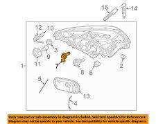 VOLVO OEM 03-14 XC90-Headlight Headlamp Bulb 989838