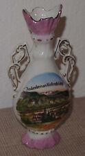 Ca. 100 Jahre alte Andenken-Vase Andenken an Kiefersfelden