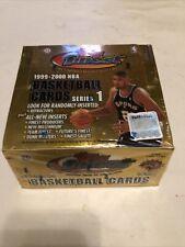 1999-2000 Topps Finest Series 1 Factory Sealed Hobby Box Kobe, Duncan, Jordan ?