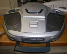 MATSUI CD20 PORTABLE CD RADIO CASSETTE RECORDER BOOMBOX