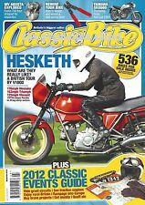 Classic Bike - Hesketh V1000 MV Agusta 750 GT The Hobbit Twin Weslake Dragster