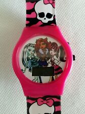 Monster High LCD Watch - MHKD076 - Needs Battery 392