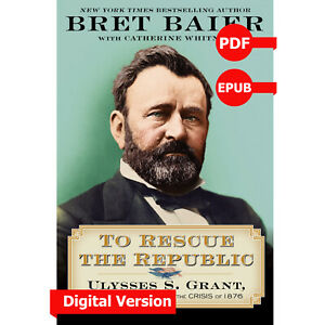To Rescue the Republic by Bret Baier