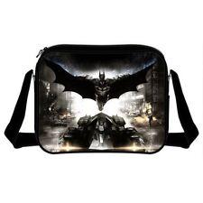 Faux Leather Backpack Batman Bags for Men