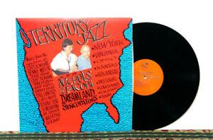 Dreamland Syncopators – Territory Jazz - LP 1987, Stomp Off Jazz - NM Vinyl