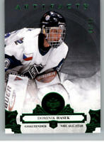 2017-18 Upper Deck Artifacts 17-18 Emerald Parallels Pick From List