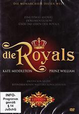 Die Royals - Königliche Hochzeiten - DVD - Neu und originalverpackt in Folie