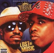 OUTKAST Lost in Music 18 Track UK CD  SEALED