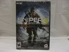 Sniper: Ghost Warrior 3 -- Season Pass Edition (PC, 2017) Factory Sealed