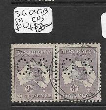 AUSTRALIA (P2811B) ROO 9D PERF OS   SGO47B PR  VFU