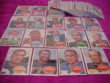 Topps Football Card Set 1960 ( Mitchell Rookie)nice