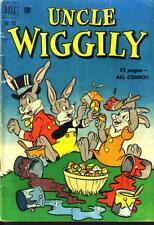 Uncle Wiggily # 1951 - Dell  -VG - Comic Book