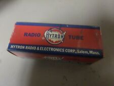 Vintage Hytron Radio Tube Type 85  - New Old Stock / NewInBox Untested