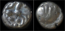 "Celtic Remi electrum quarter stater ""aux segments de circles"""