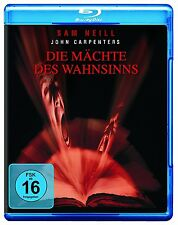 IN THE MOUTH OF MADNESS (Sam Neill)  -  Blu Ray - Sealed Region B