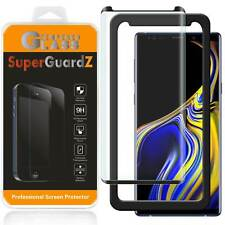Samsung Galaxy Note 9 FULL COVER Tempered Glass Screen Protector + Install Tray