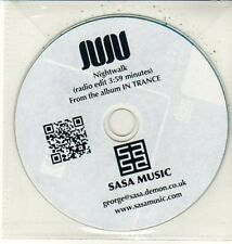 (DC830) SASA, Nightwalk - DJ CD