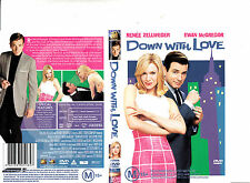 Down With Love-2003-Renee Zellweger- Movie-DVD