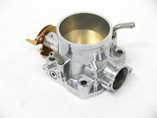 OBX Polished Throttle Body For 92-00 Honda Civic 65mm SOHC D15B2 D16Z D16Y