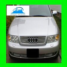 AUDI A4 A6 A8 S4 CHROME TRIM FOR UPPER AND LOWER GRILL GRILLE W/5YR WARRANTY