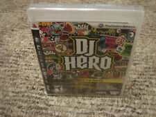 DJ Hero (game only)  (Sony Playstation 3, 2010)