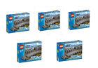 LEGO City Chemin de fer Set Choix 7937/7938/7939/3677/7499/7895 et Rails