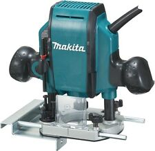 Makita Oberfräse RP0900J, 900 Watt, handlich und kompakt im MakpaK Gr. 2