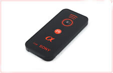 IR NEX 5C 5N WIRELESS REMOTE CONTROL For SONY DSLR A330 A550 A230 A380 UK