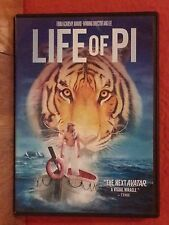 Life of Pi ~  DVD    LIKE NEW