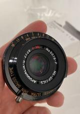 28mm MS Optics f/2 Apoqualia G F-Mc black paint seriale nr. 007