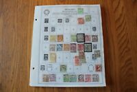 M63 Lot of Hungary Magyarorszag Stamps on 19 Minkus binder Pages