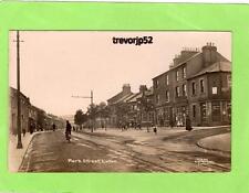 Park Street Luton RP pc used 1918  A E Nicholls Ref B253