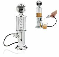 Gas Pump Whiskey / Bourbon Decanter - Liquor Dispenser for Vodka, Rum, Wine,