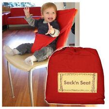 Sack and Seat Sack and Seat - imbracatura imbottita da sedia SNS602 rosso