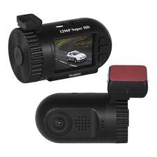 Mini 0805P HD 1296p Vehicle Car Security Dashcam GPS Crash Camera DVR LDWS E1p