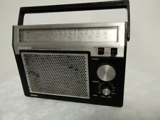 Vintage Transistor Radio by Sony TFM-7720L  3band Receiver
