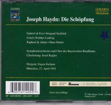 F.J. Haydn DIE SCHOPFUNG Seefried, Ludwig, Hotter, EUGEN JOCHUM, 1951