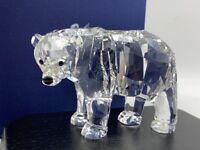 Swarovski Figurine 866263 Ours / Bärenmutter 9,2 Cm. avec Emballage & Certificat