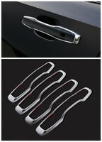 Chrome door handle Frame cover trims For Volvo XC90 XC60 S90 2018 2019