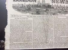 m4-8 ephemera 1849 article red men white men chief of chippewa canada