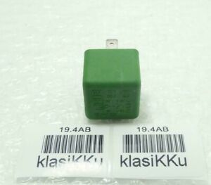 Vauxhall Opel Saab 573 RELAY FLASHER - GM 03447012 4 pin 30A 12V NOS