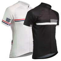Men Cycling Jersey New Arrival Short Sleeve Breathable Riding Bike Bicycle Shirt
