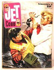 "trimestriel BD "" JET COBB "" n°6 ed impéria  1978"