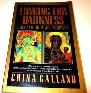 TARA & BLACK MADONNA-TIBETAN FEMALE BUDDAH-A 10 YR JOURNEY-LONGING FOR  DARKNESS