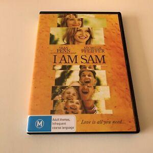 I Am Sam (DVD, 2007)